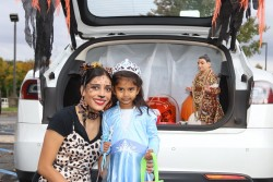 Trunk Or Treat - Halloween