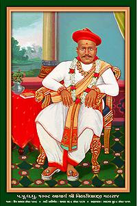 Shree Viharilalji Maharaj