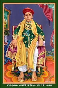 Shree Laxmiprasadji Maharaj