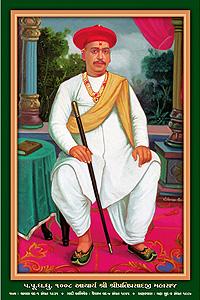 Shree Pratiprasadji Maharaj