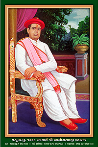 Shree Anandprasadji Maharaj