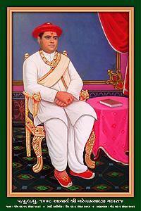 Shree Narendraprasadji Maharaj