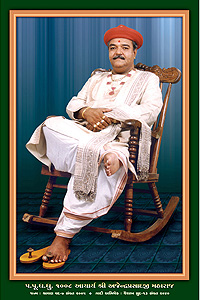 Shree Ajendraprasadji Maharaj