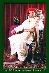 Shree Rakeshprasadji Maharaj